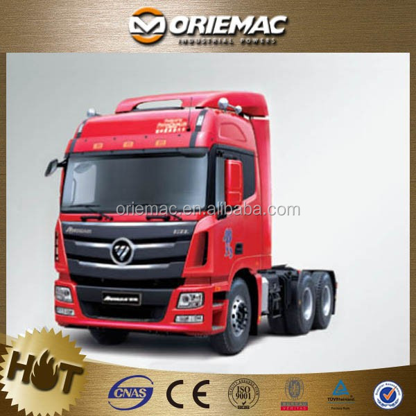 new SHACMAN manual 10 wheel tractor truck for sale , Beiben Truck Tractor V3 6x4 420hp Tractor Truck