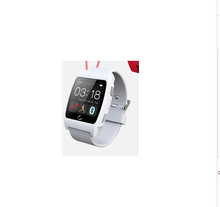Latest style!!! 1.44 inch MTK2501 RAM 32MB Uwatch UX Bluetooth health smartwatch