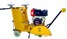 high efficiency concrete pavement cutters / 300A concretion saw cutter machine