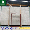 Iran marble polished high quality oman rose white marble slab