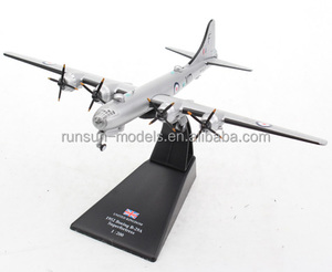 1:200 scale Boeing B-29 Superfortress die cast aircraft model