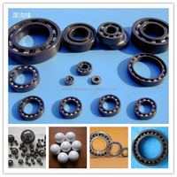 High precision SI3N4 or ZrO2 Ceramic Bearing