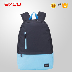 EXCO Backpack For Student Teenager School Back Pack Women's Casual Daypacks Men Canvas Laptop Backpack Girls Female canvas
