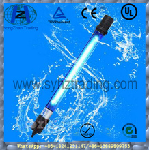 Underwater light Submersible UV Sterilizer/Uvc Light aquarium lamp/For All Water/Waterproof Quartz tube