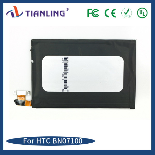 BN07100 lithium phone battery 2300mAh For HTC one (M7) 801S 802d 802w 802t Butterfly S