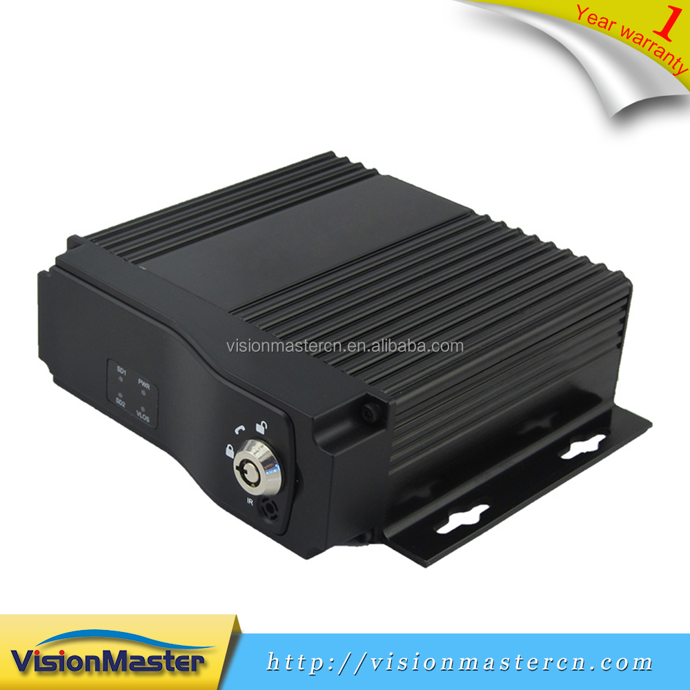 wifi gps 3g 4g mobile dvr with SD card in shenzhen