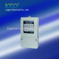LOGOS Front Panel Mounted three Phase electronic kWh electricity meters LEM061AK