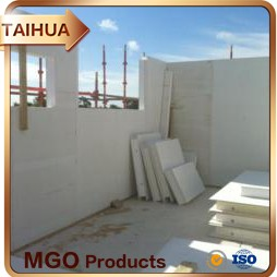 Light Weight Waterproof Magnesium Oxide Wall Board