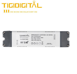 2.4G Wireless CCT and Dimmable LED Driver 240mA 280mA Output 30W*2 36W*2