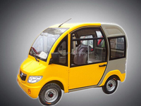 2015 high quality four wheeler passenger electric car for sale