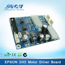 good price dx5 printer motor driver board for DX5 printhead eco solvent printer zhongye