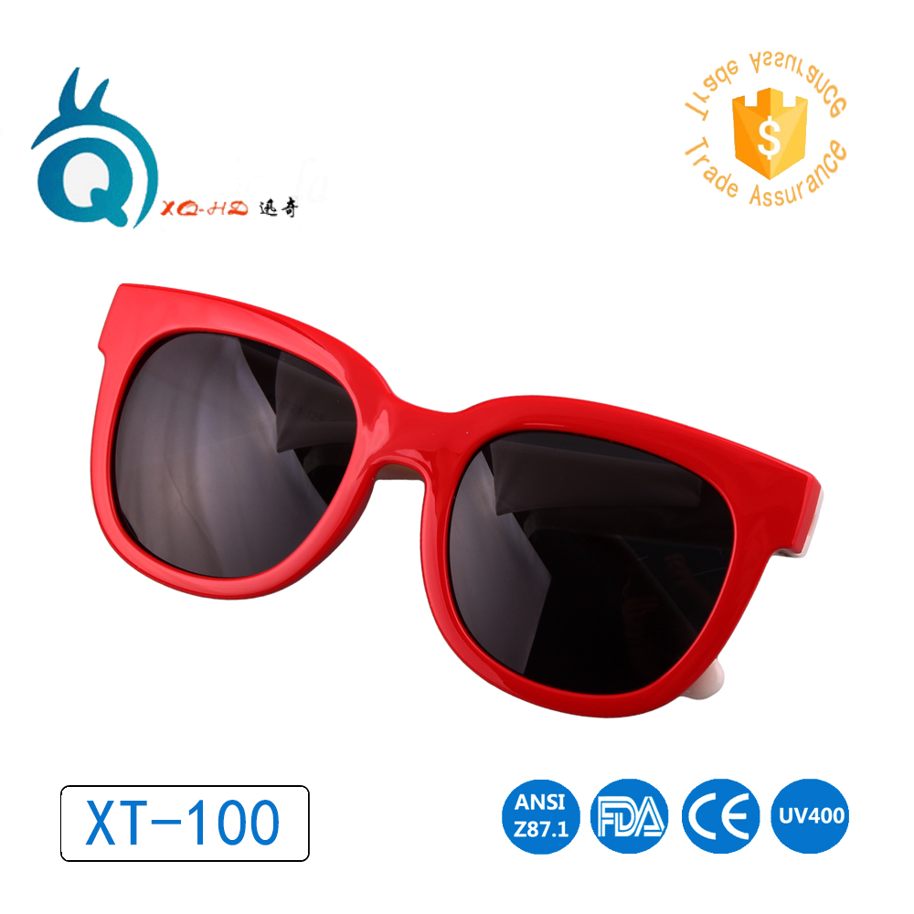 2016 New Products ce UV400 kids sunglasses kids cheap funny sunglasses