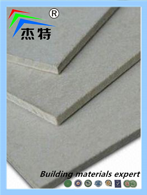 2016 New waterproof dutch lap fiber cement siding with certificate