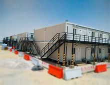 modern modular homes/prefabricated building container house