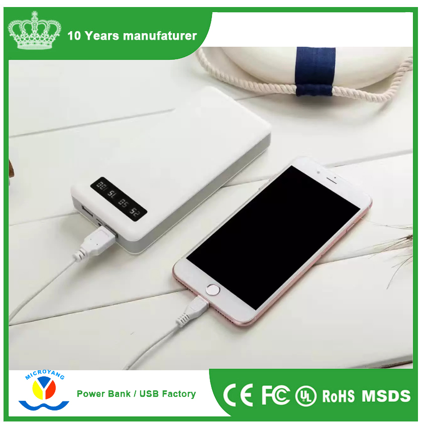20000mAh Battery Powerbank, High Quality Power Bank for Smartphone