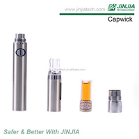 Disposable e cigarette cartomizer & cheap disposable e cig & 2016 wholesale e cigarette Capwick