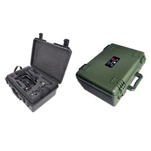 Tricases Manufactory Supply M2608 Waterproof PP hard plastic injection molded case with foam