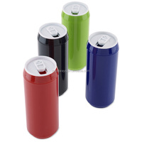 Promotional Drinkwares 470ml plastic insulated can cup