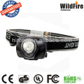 0.5W 60 Lumens high power head lamp 3xAAA