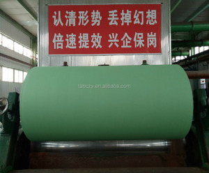 colored parchment paper used for chemical fiber tube/wrapping paper