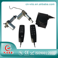 Lifting 600KGS Motorized Linear Actuator Parts For Electric Adjustable Bed