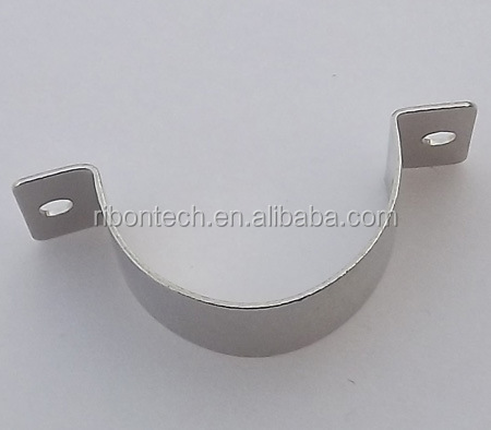 high quality stamping Metal Brackets For Pipes