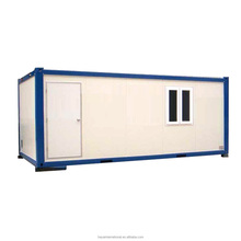 Collapsible storage sheds prefab container house