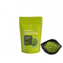 Certified Organic Matcha Green Tea Powder with Competitive Price
