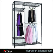 High quality beautiful metal wardrobe closet