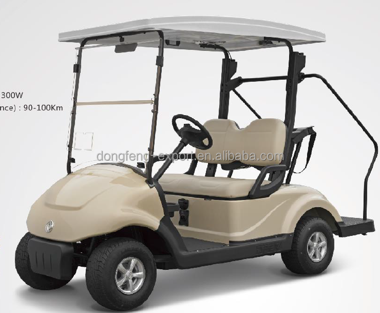 Dongfeng Electric Golf Car with 2 two seats electric power EQ9022 C1