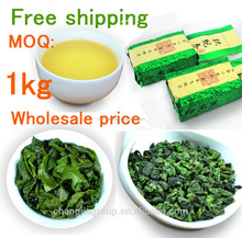 Promotion top grade Chinese Anxi tieguanyin tea oolong China fujian tie guan yin tea Tikuanyin health care oolong tea 1725