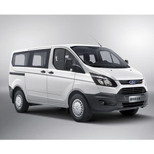 Jiangling transit, 2.0T, manual automatic integrated, low axial low top version of the new van in 2018
