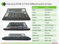 indian hot calculator desk items for promotion gift calculator made of china