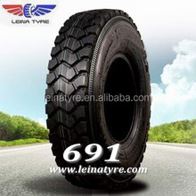 Linglong Goodride Triangle Longmarch brand radial truck tyres 9.00R20 10.00R20