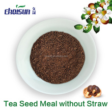 High Quality Tea Seed Meal Without Straw as Natural Molluscide for Turf Care/Farming