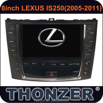 Lexus IS250 (2005-2011) Android CAR DVD PLAYER