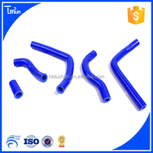 Racing car high temperature high temperature silicone hose kits for Honda CR125 CR 125 RADIATOR SILICONE HOSES 05-08
