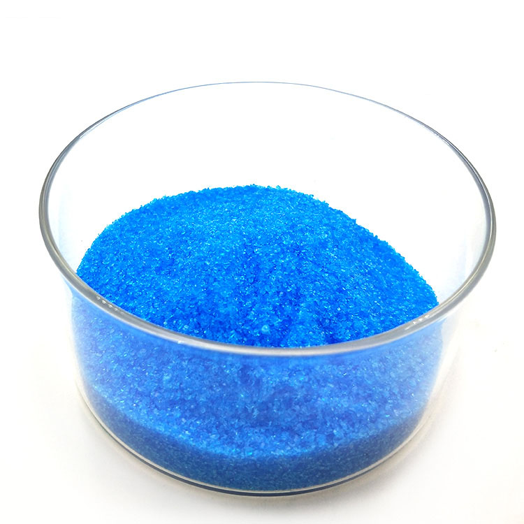 Manufacture supply copper sulphate for animal use