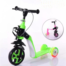 New Toys for Kid 2017 3 in 1 baby scooter trike scooter 3 wheel, cheap child scooter for sale