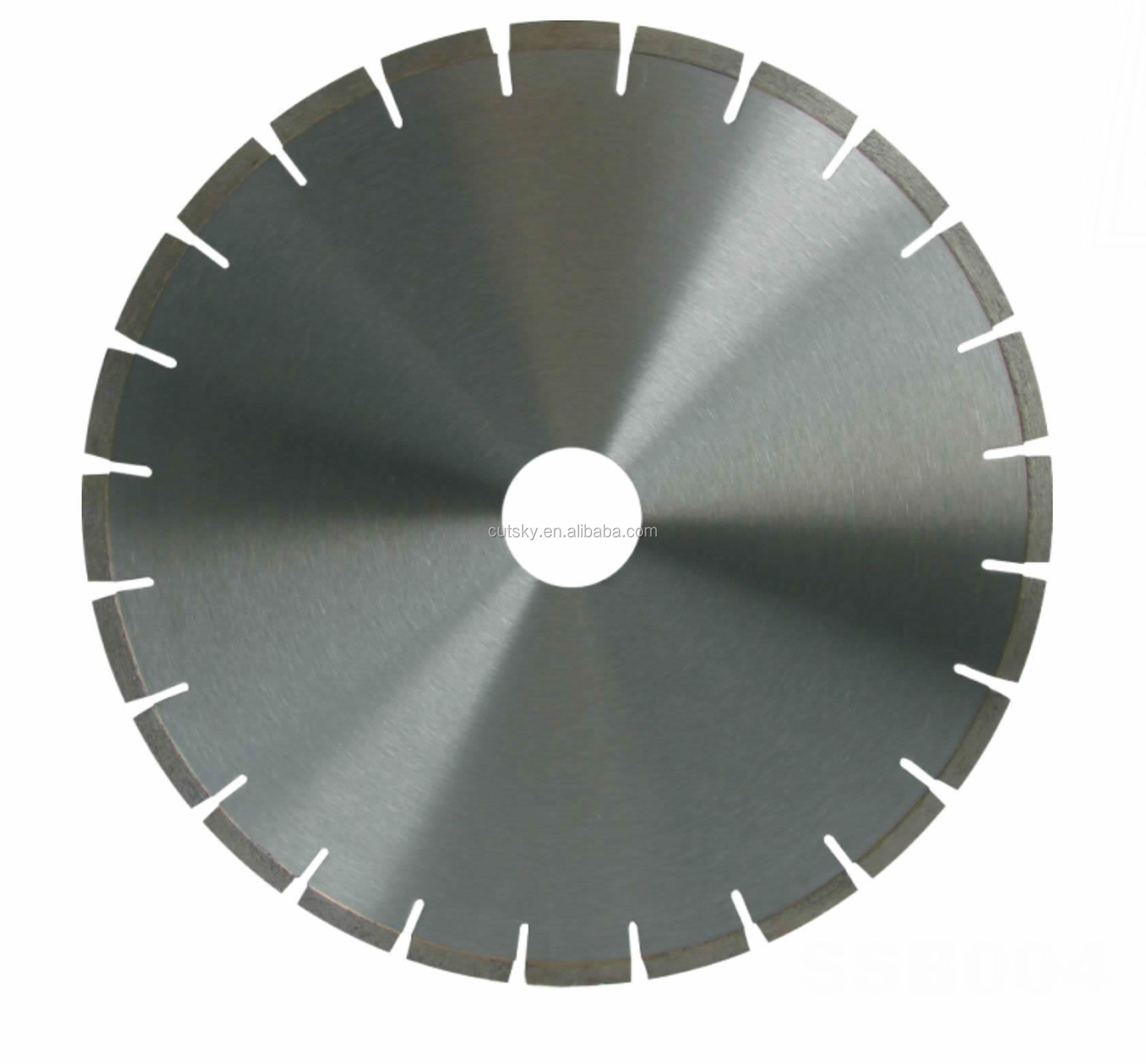 "14"" Welded Diamond Saw Blades for granite"