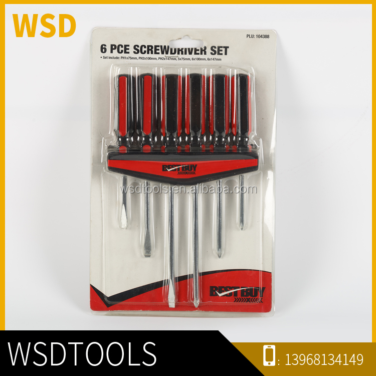 Hardware tools hand use precision screwdriver set