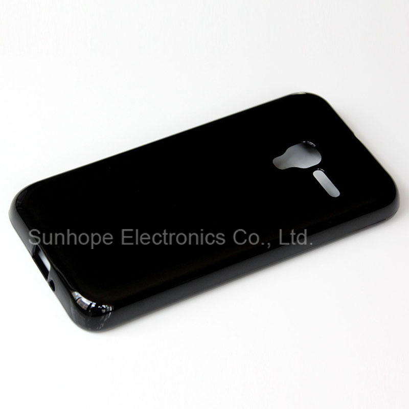 glossy tpu gel soft tpu cell phone cases for Alcatel One Touch Pixi 3(4.5) OT-4027N