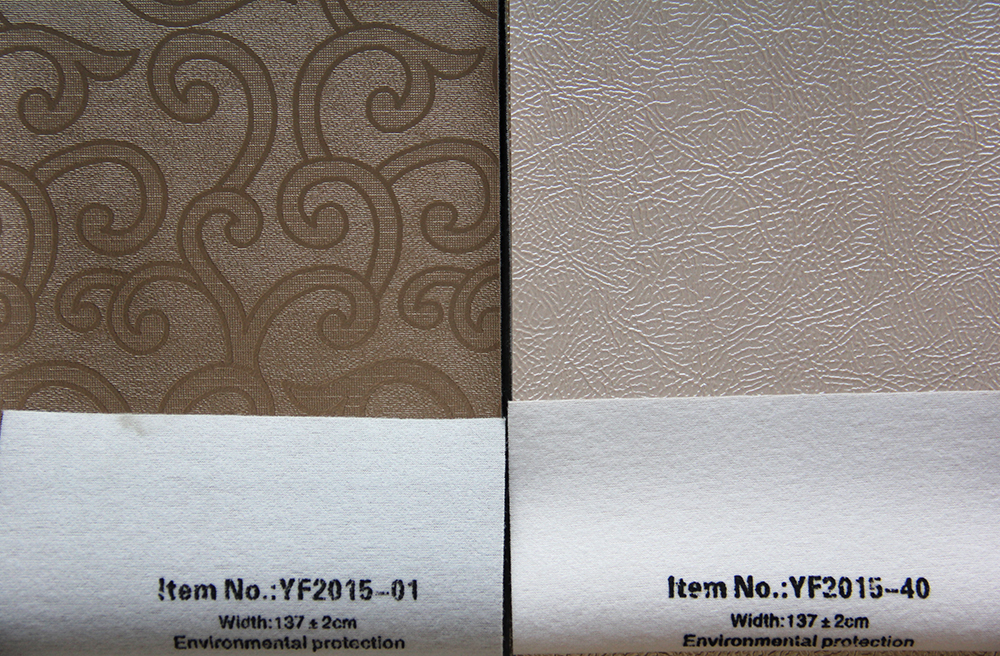 Environmental protection PVC Synthetic leather for sofa, decorative, wall paper and etc