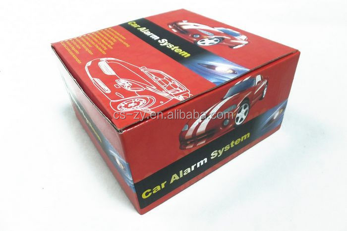 central locking security car alarm system