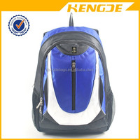 2015 famous brand air mesh ventilation three compartments laptop backpack