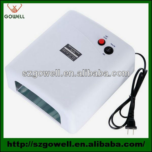 NEW LCD 36W Gel Curing UV Lamp Nail UV Lamp Led Curing Lamp For Gel Nails