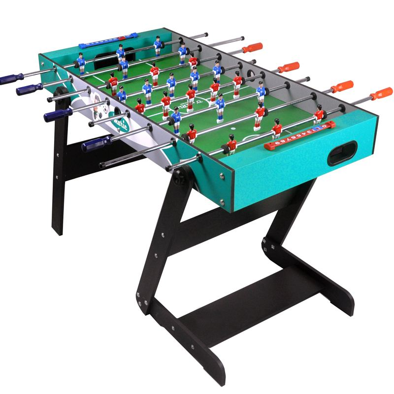 2 in 1 foosball table tavolo da calcio balilla tavolo da gioco multifunzionale per bambini tempo - Calcio balilla da tavolo ...