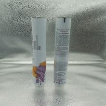 High Quality Aluminum Lotion Tube And Caps For Hair Dye Color