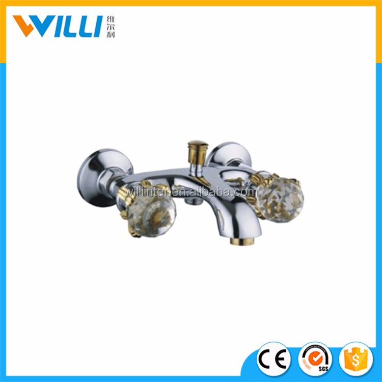 WLF1641 surface mounted bath shower faucet
