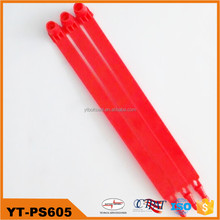 fixed length plastic seal ,plastic strip fixed length security sealYT-PS605